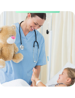 Precio enfermería pediátrica a domicilio 4 horas