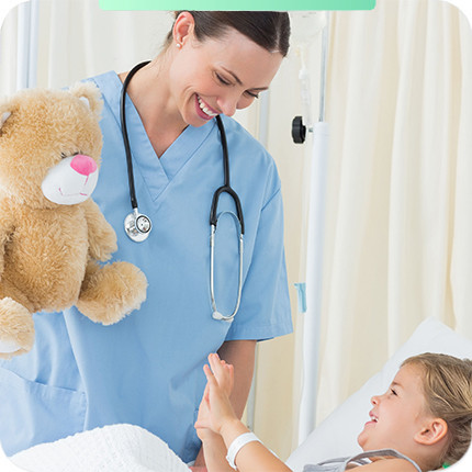 Precio enfermería pediátrica a domicilio 10 horas