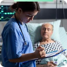 Precio cuidadores de enfermos en hospitales 12 horas