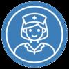 Acompañamiento durante tu servicio de enfermería general